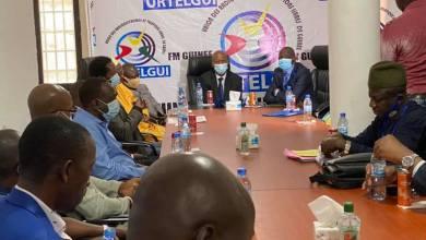 Sanou kerfalla Cissé PDG Groupe Africvisionguinee