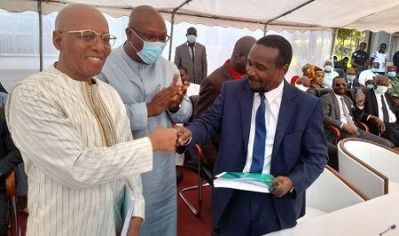 l'ancien ministre guinéen des Transports Aboubacar Sylla