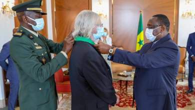 Le Président Macky Sall a reçu ce matin le Professeur Didier Raoult.