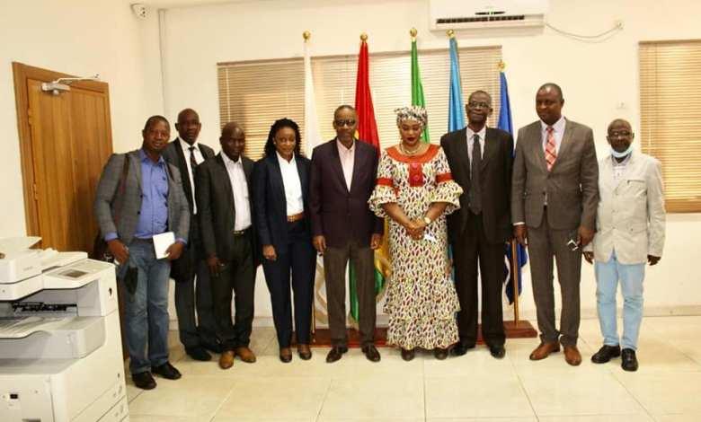 le Ministre de la Coopération et de l'Intégration Africaine
