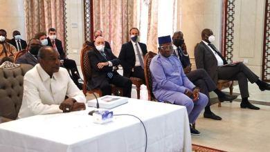 Dr Ibrahima Kassory Fofana à Sékhoutoureya