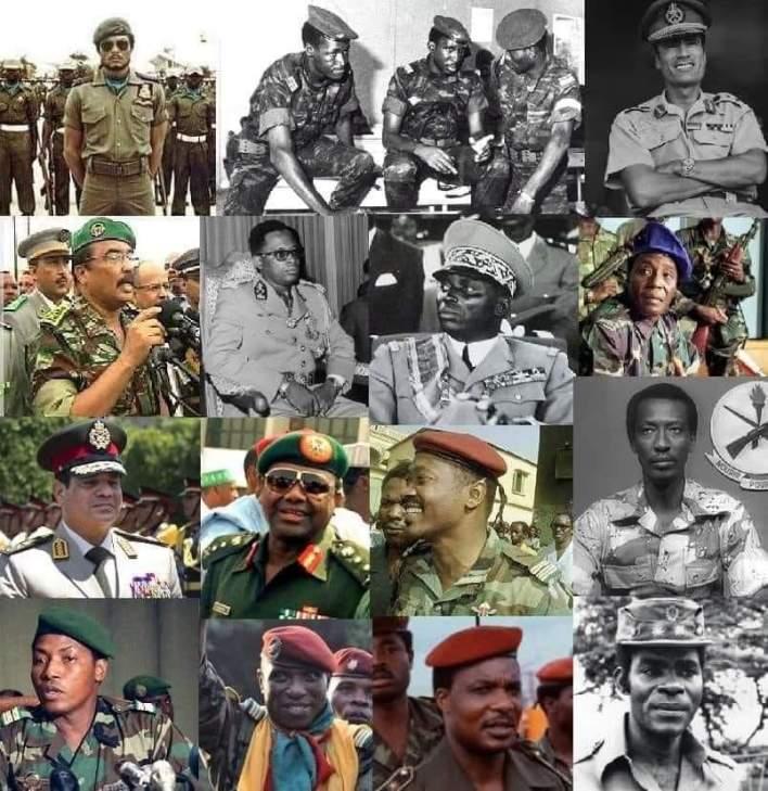 Palmarès des pays africains par nombre de coups d'Etat