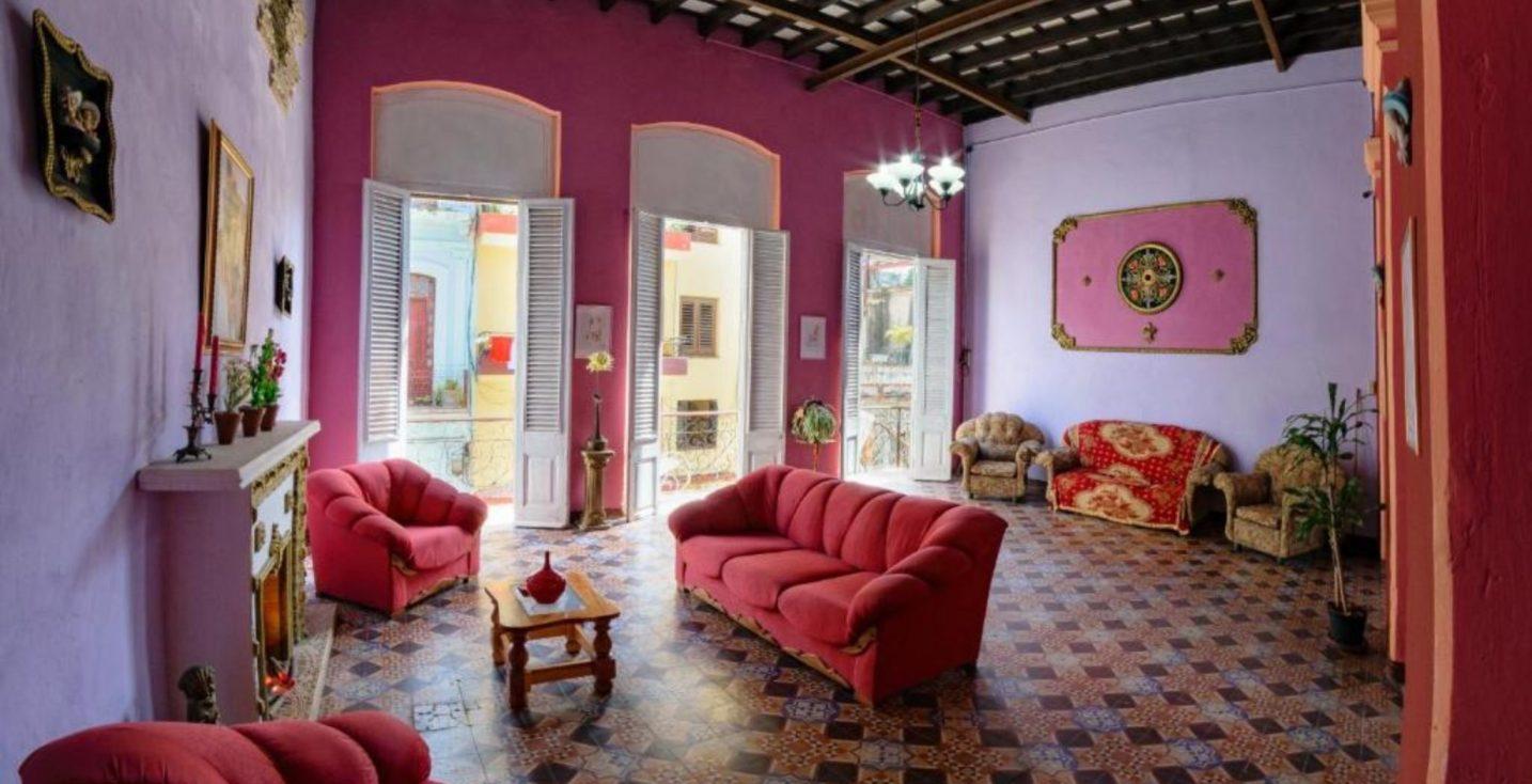 Casas en alquiler en Cuba.Alojamiento en Centro Habana de Alquiler
