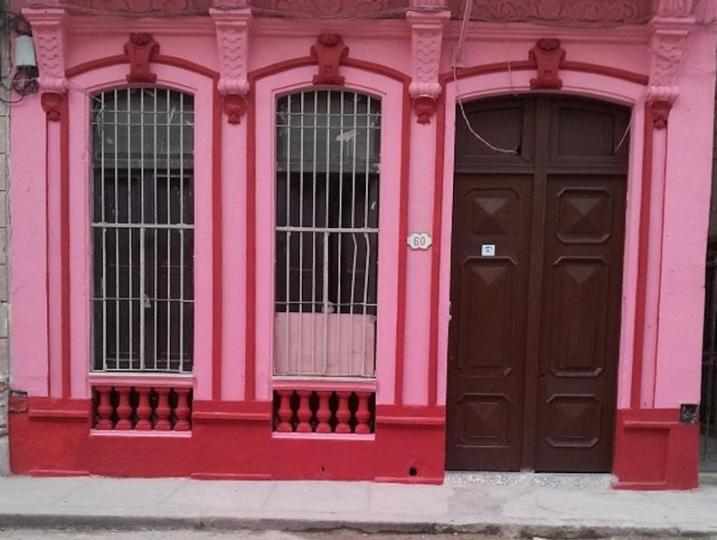 Alquiler de Habitaciones en la habana vieja Berty y Mayumy
