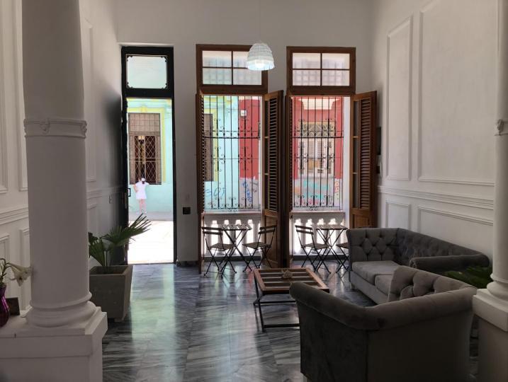 Alquiler de apartamento en la Habana