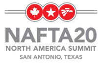 NAFTA20 + NORTH AMERICA SUMMIT + SAN ANTONIO, TX