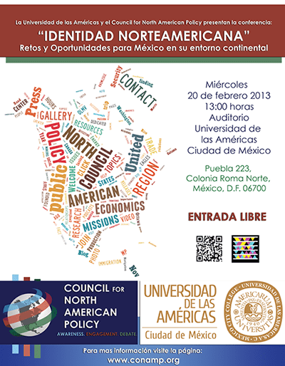 Identidad Norteamericana (North American Identity) Talk Podcast (Audio Only)