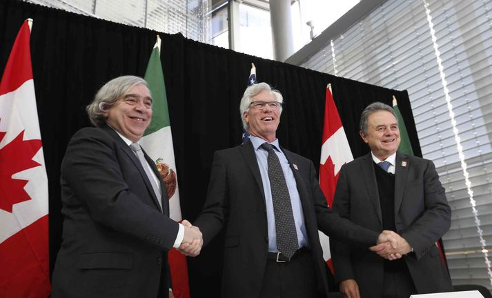 Canada, U.S., Mexico to share energy data – Winnipeg Free Press