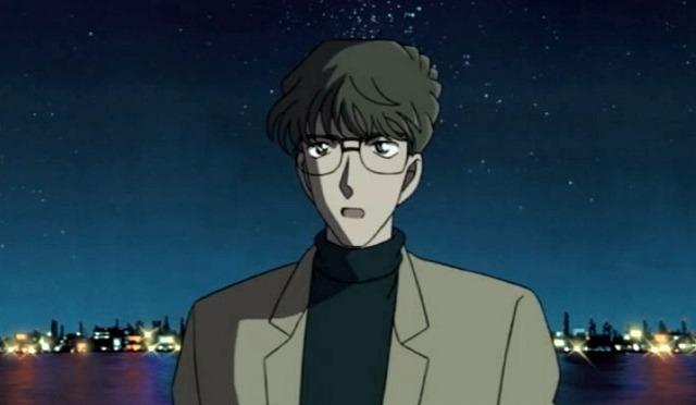 変装名人のベルモット 新井出先生
