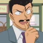 毛利小五郎のプロフィール!声優はどの話から交代した?特技や趣味など雑学あり