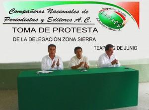 Comunicadores-forman-Delegación-Regional-de-la-Zona-Sierra-CONAPE-Tabasco