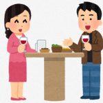 【飲食店】お酒について学習OL 名前の無い餃子屋(at田町)で肉汁に夢中