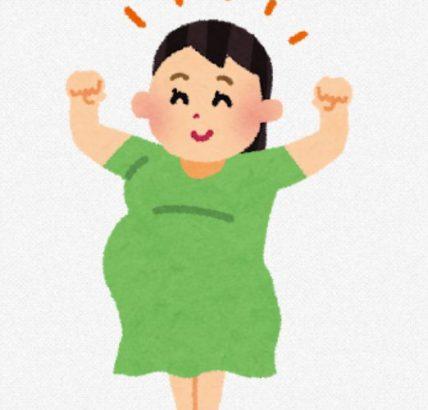 どんどんお腹成長中!妊婦の営業外勤服について