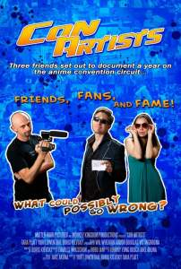 Con Artists poster