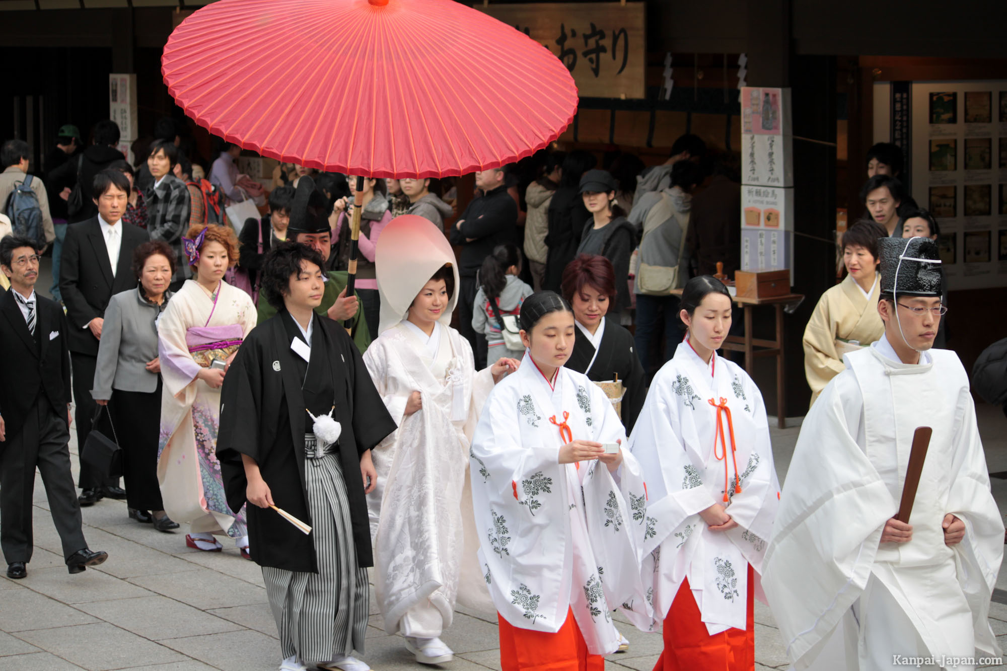 Japanese wedding blessings - Japanese Wedding Blessings 26