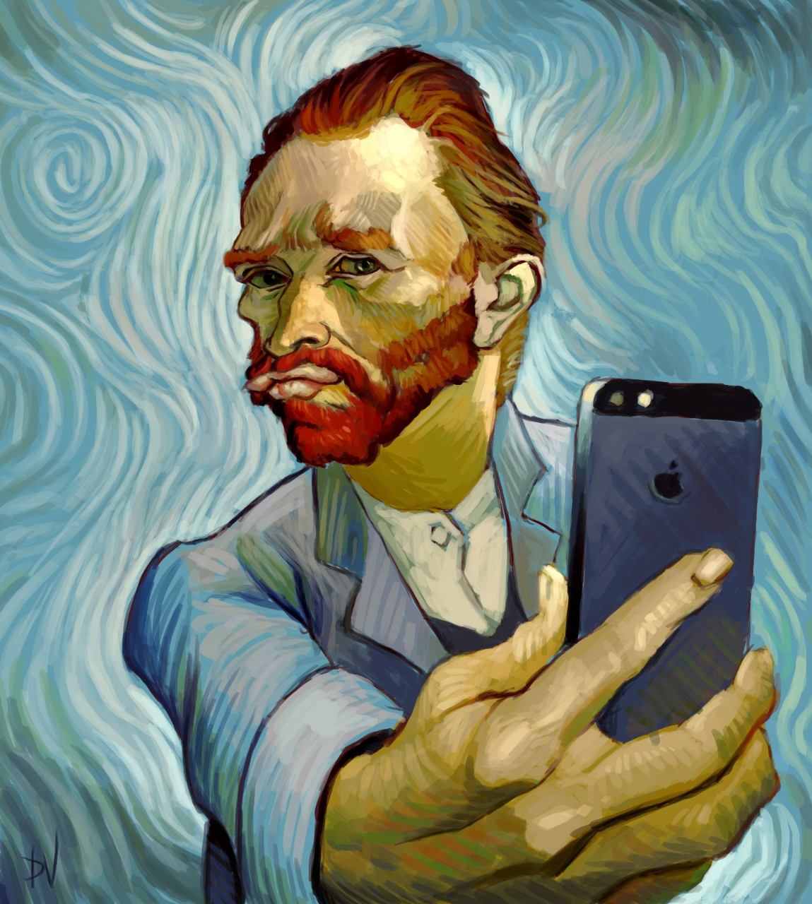 From Self Portraits To Selfies The Evolution Of Self