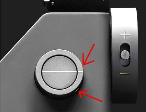 IP-1 shutter detail