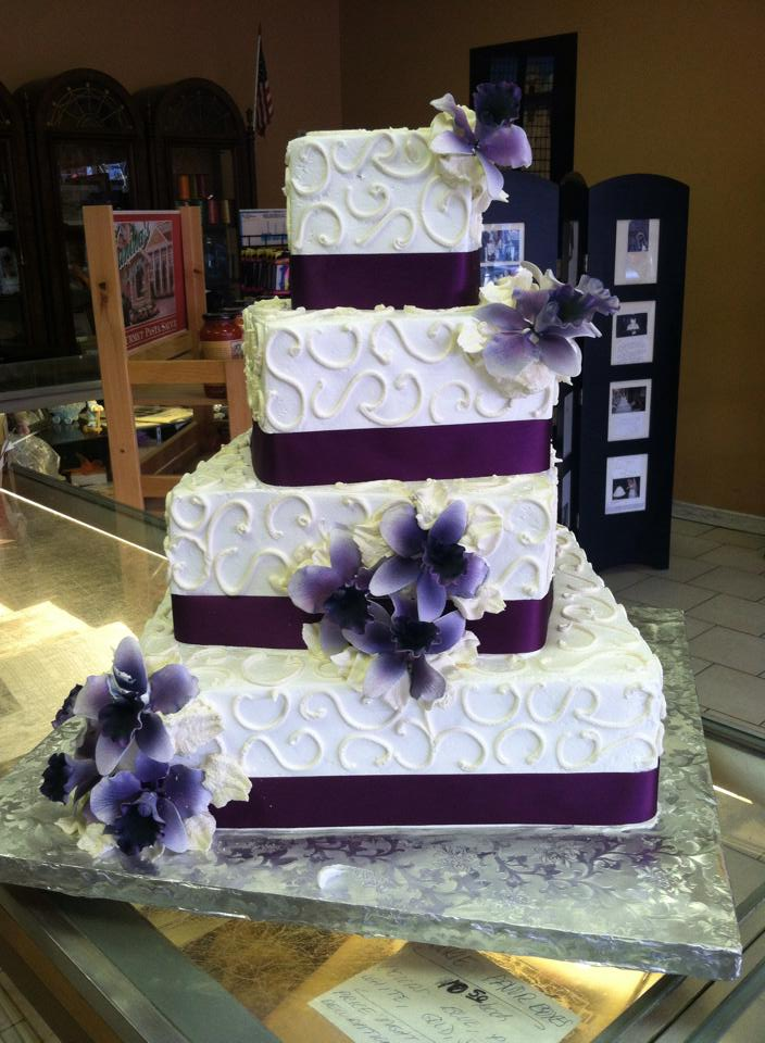 Wedding Cakes Conca DOro Italian Pastry Shop