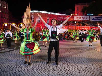 Festas de Lisboa_Marchas Populares