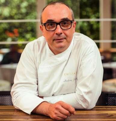 Chef Andrea Montella