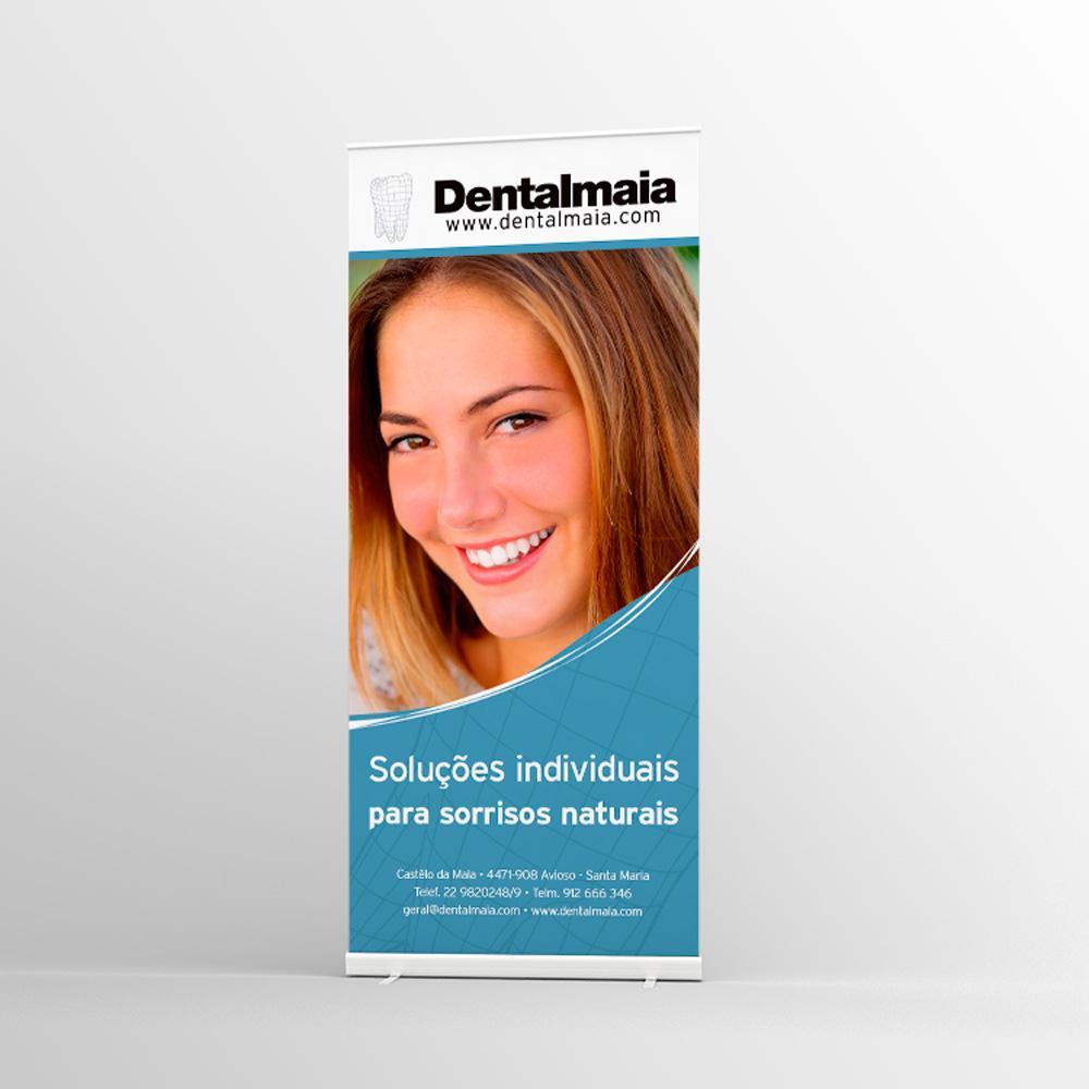 Rollup dentalmaia