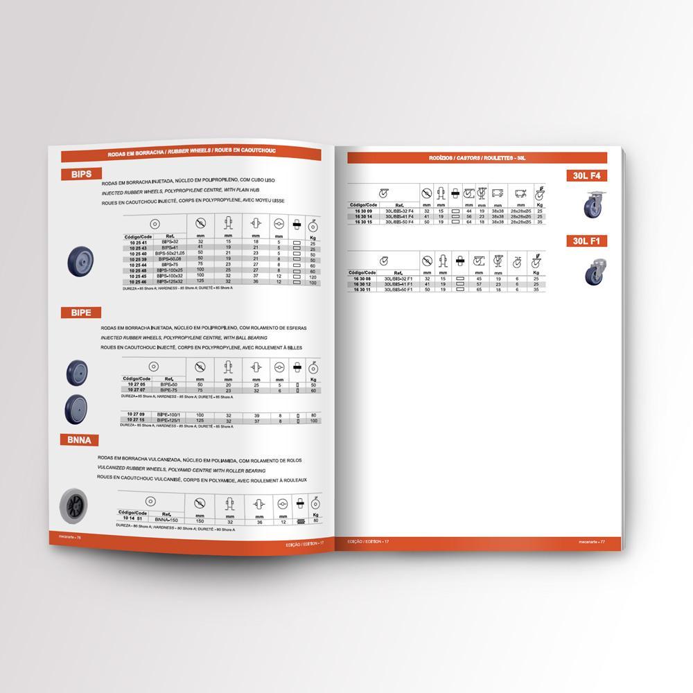Catálogo Mecanarte