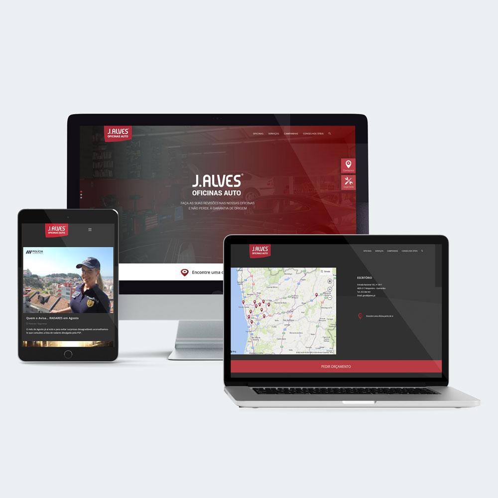 Website J. Alves