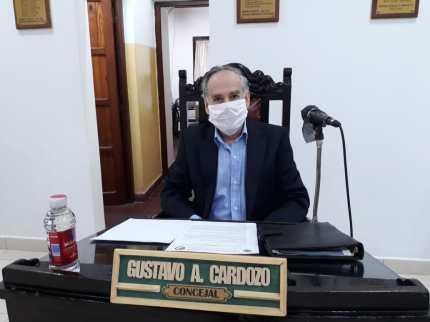 Concejal Cardozo