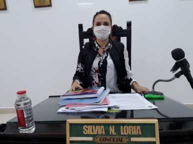Concejal Loria