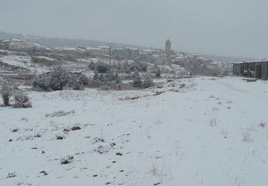 Fotos de la nevada de febrero de 2018