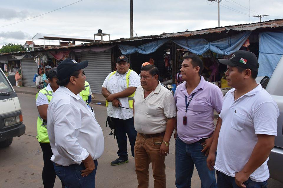 Inspección a las paradas ilegales y clandestinas