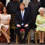 2020 02 19T130117Z 1 LYNXMPEG1I14S RTROPTP 4 RUNIDO REALEZA scaled - Este es el importante acontecimiento al que Isabel II ha invitado a los duques de Sussex