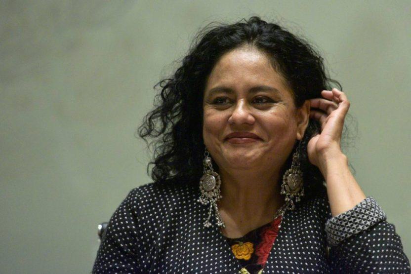 Natalia toledo e1582697624559 - Bibliotecas de México tendrán colecciones en lenguas originarias: Natalia Toledo - #Noticias