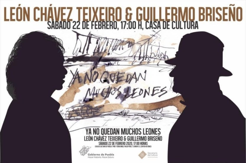 Teixeiro Briseno - Teixeiro y Briseño, corazones unidos en la Fonoteca Nacional - #Noticias