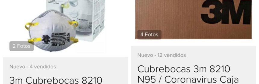 cubrebocas tiendas e1582936213559 - Hasta en 15 mil pesos venden cubrebocas por coronavirus - #Noticias