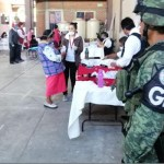 GN Bienestar - Guardia Nacional y Bienestar entregan pensiones y apoyo a discapacidad