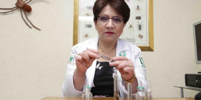 IMG 7570 660x330 - Dirige una mujer Centro de Referencia Nacional para el tratamiento de pacientes intoxicados – Archivo Digital Colima - #Noticias