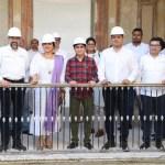 JIPS Cultura Palacio 3 - Como una maravilla la restauración de Palacio de Gobierno, expresó la Secretaria de Cultura Federal - #Noticias