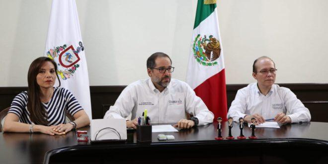 JIPS Primer Caso Coronavirus 1 660x330 - Gobernador confirma primer caso positivo de Coronavirus en Colima – Archivo Digital Colima