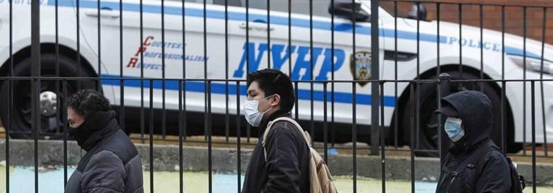 Nueva York coronavirus - Estados Unidos supera a China e Italia y se convierte en el país con más contagios de covid-19 confirmados