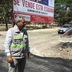 Sánchez Romo - Concluye el primer tramo de colector pluvial Zentralia: Seidur