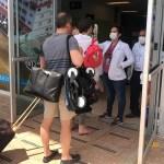 Salud aeopuertos - Aplican acciones de control en aeropuertos por coronavirus