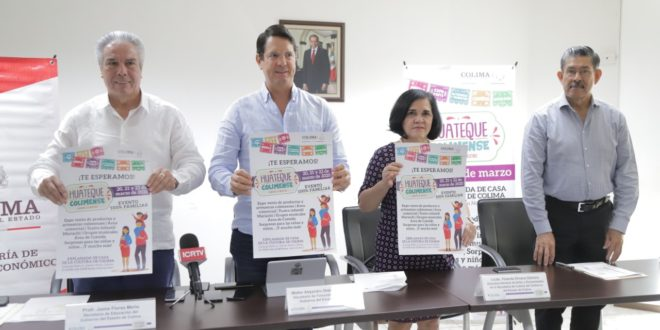Sefome 14 660x330 - Invita Gobierno del Estado al Huateque Colimense – Archivo Digital Colima - #Noticias