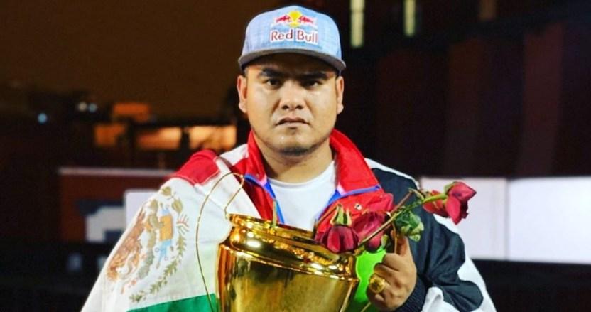 azcino 1 - Aczino, el más grande de la historia del freestyle, se despide con el título de la FMS Internacional - #Noticias