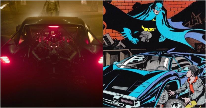 batimovil - Fotos del batimóvil en The Batman podrían anticipar la llegada de Jason Todd al filme - #Noticias