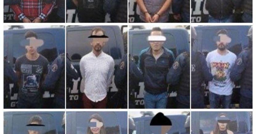 fiscali guanajuato detenidos.jpg 673822677 - Peligrosa célula delictiva es desarticulada, operaba en León - #Noticias
