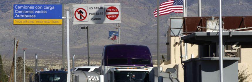 frontera e1584630441198 - Sonorense logra amparo para que se cumpla restricción de viajes esenciales de EU a México