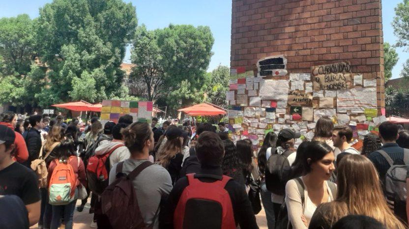 ibero tendedero e1584068644490 - La Ibero se compromete a atender denuncias de acoso - #Noticias