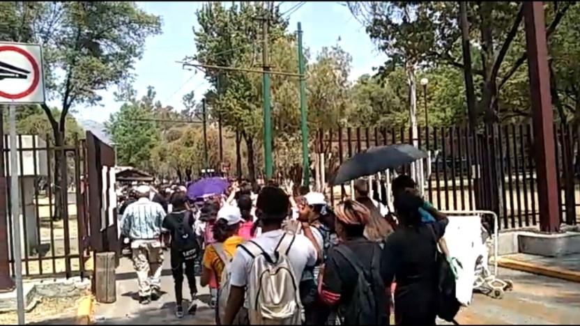 ipn 1 - Alumnas del IPN exigen acciones de la dirección contra maestros y alumnos acosadores - #Noticias