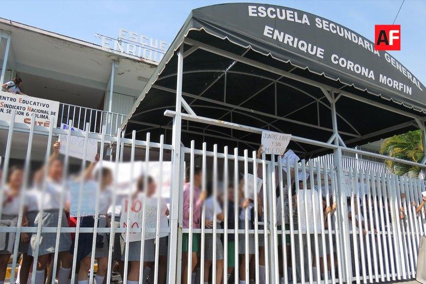 secundaria escuela enrique corona morfin 10 - exalumno de la Corona Morfín - #Noticias